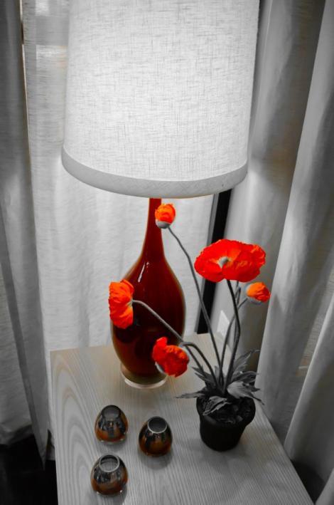 flowerecontrast
